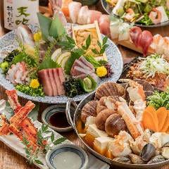 海鮮個室居酒屋 魚々路 ~Totoro~ 札幌大通店