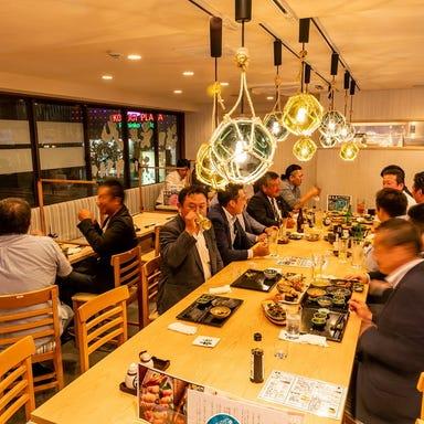 武蔵小杉 浜の玄太丸 おにかい  店内の画像