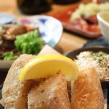 山芋の竜田揚 タルタルソース