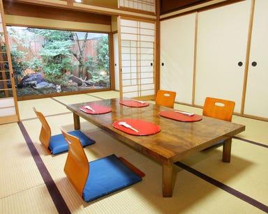 京料理・鍋物 いふじ  店内の画像