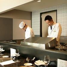 旬食材と職人の技が織成す逸品