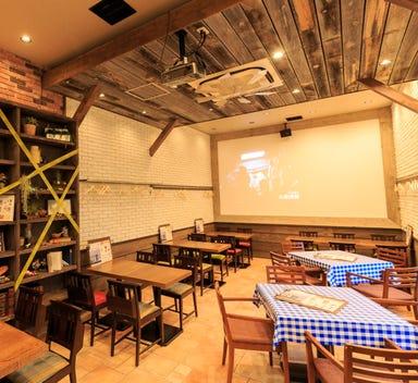 スパニッシュイタリアン Azzurro520+caffe メニューの画像