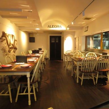 シュラスコレストラン ALEGRIA IKEBUKURO アレグリア池袋 店内の画像