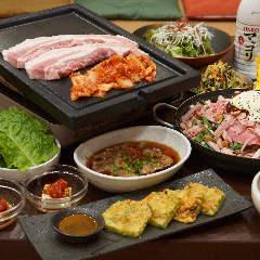 韓国料理と焼肉酒房 とんコギ