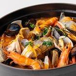 マルセイユの漁師料理『ブイヤベース』