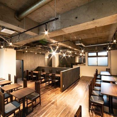 2000円 食べ放題飲み放題 居酒屋 おすすめ屋 立川店 店内の画像