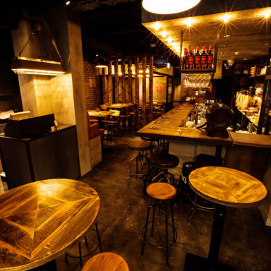 WINEHALL GLAMOUR 赤坂 店内の画像