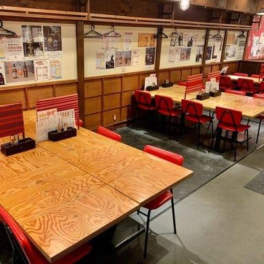 九州酒場 ほまれ 八丁堀店 店内の画像