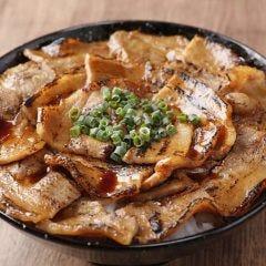 辛みなし豚丼(味噌汁付き)
