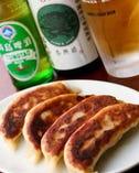 老舗泰興楼の名物のジャンボ餃子を当店でも味わえます!