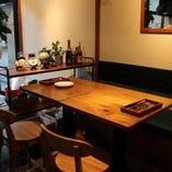 テーブル席(~26名様)