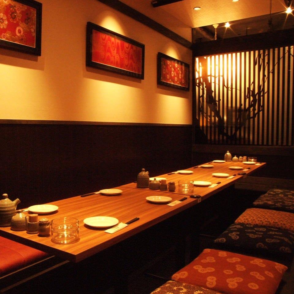 【お席のみのご予約】地鶏や地卵などこだわりの鳥料理&九州料理をお楽しみ下さい