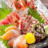 豪華な盛り合わせはご宴会にぴったり◎3種盛/5種盛からお選びください。
