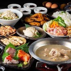 本格水炊きと博多もつ鍋 地鶏と鳥料理 鳥邸(とりてい)天神店