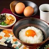 """地卵【つまんでご卵】使用""""究極のTKG""""は必食の逸品"""