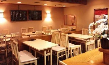 大阪竹葉亭 新阪急ホテル店  店内の画像