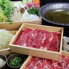 しゃぶしゃぶ・すき焼き 菜々や 阪急岡本店