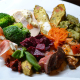 旬の野菜や食材をふんだんに使った 大人気前菜盛り合わせ!
