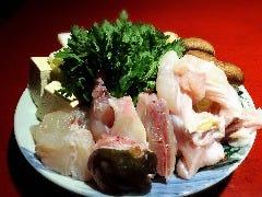 日本料理 中のせ