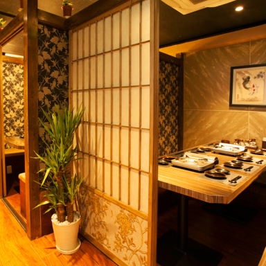 海鮮個室居酒屋 ほろ酔い 浜松町・大門店  店内の画像