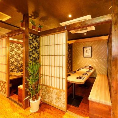 海鮮個室居酒屋 ほろ酔い 浜松町・大門店  こだわりの画像