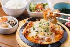 チゲ料理&韓国鉄板 HIRAKU 〜ヒラク〜