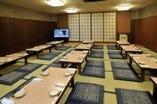 3階宴会場(テレビ付)60名様収容可