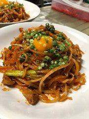 麺各種              (税抜)