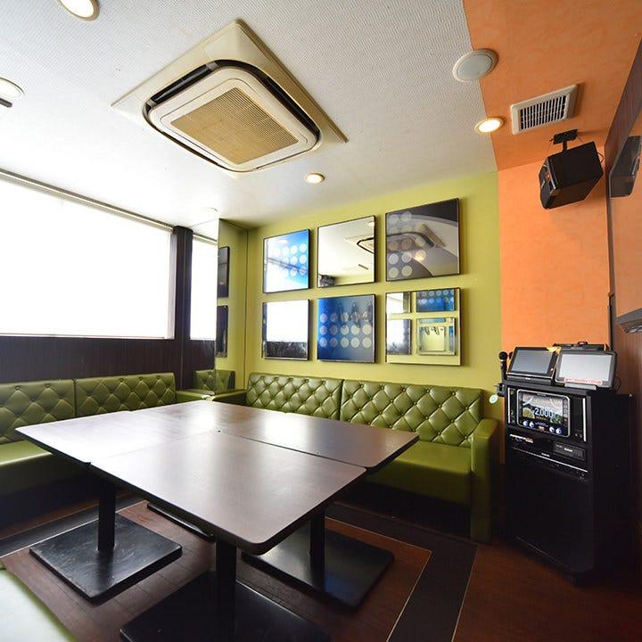 少人数個室~大規模パーティールームまで人数に応じた個室が多数