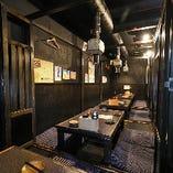 完全個室2~24名様OK会社宴会もプライベート飲み会も金の鶏で!