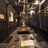 【2~24名様/半個室】プチ飲み会から大人数宴会まで!ぴったりの席をお作りします