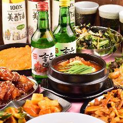 韓国料理×チーズ THE SEOUL 天神大名店