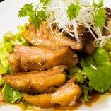 豚ほほ肉やわらか煮  ¥530