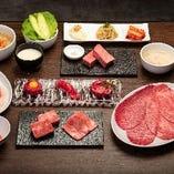 極上肉がお得に楽しめるコースは5,000円からご用意しました!