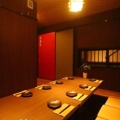 海鮮個室酒場 伊まり 狸小路駅前店  店内の画像