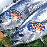 季節の魚をリーズナブルに堪能!飲み放題付コースも多数ご用意!