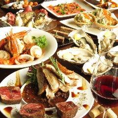 牡蠣とワイン酒場 FISHMANS SAPPORO