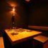 ベンチ個室◆3~4名様用