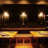 ベンチ・椅子個室◆7~10名様