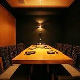 椅子個室◆6~8名様