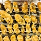 【冬季限定】牡蠣の燻製