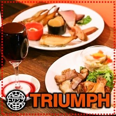 福島 燻製バル トリンプ-TRIUMPH-