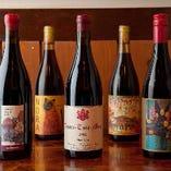 国産にこだわったワインも数量限定で常備しております。和食の美味しさを引き立てる国産ワインもぜひお愉しみください。