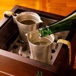 日本酒好きな方も、ビギナーの方も、当店でしか味わえない、絶妙な純米燗酒をぜひご堪能ください。