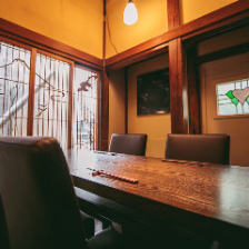 居心地よいプライベート空間の個室