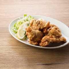 三河産地鶏の唐揚げ