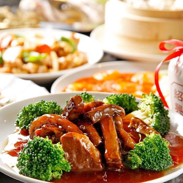 【3時間飲み放題付】北京ダック・漢方滋補鶏鍋含む全11品『豪華コース』【5,500円⇒4,500円】