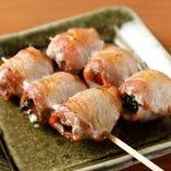 豚肉の旨味とトマトがじゅわっと口に広がります。