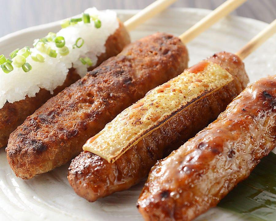 幻の牛タンつくね串 お好きな味をお選びください