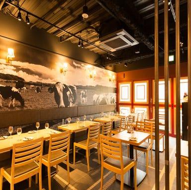 Meet Meats 5バル 神保町店 店内の画像